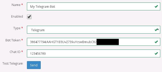 Telegram Bot Tutorial - ResIOT LoRaWAN Server and IoT